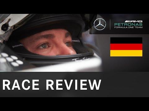 Nico Rosberg fasst Russland GP in Sotschi zusammen