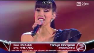 Tanya Borgese & Baby K - Roma Bangkok [The Voice Of Italy 2016 - Semifinale]