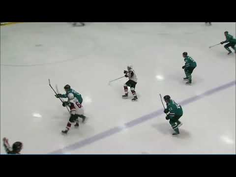 Coyotes vs Sharks Period 1 - Prospect Tournament 2018