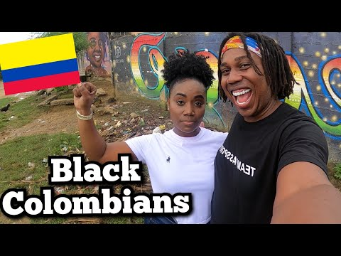 First Free Slave Town In The Americas - Palenque Colombia