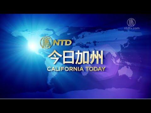 【今日加州】10月16日完整版(美国司法部_圣县健康展)