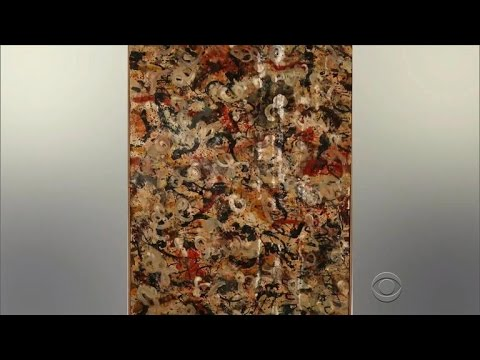 Jackson Pollock painting likely worth millions found in Arizona garage