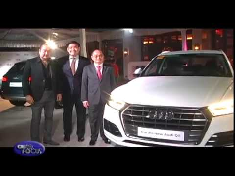 All-New Audi Q5 Launch   Car Launch
