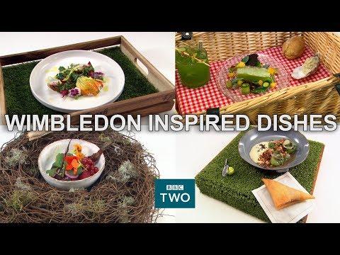 Wimbledon inspired recipes  Great British Menu: Series 12  BBC Two