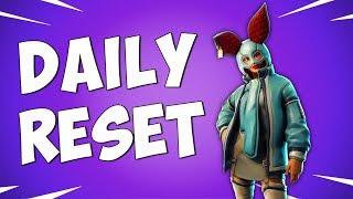 Fortnite Daily Reset ........ lol