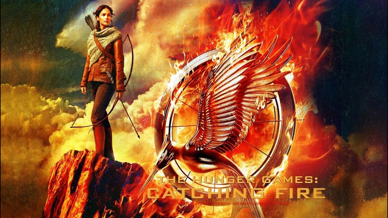 Catching Fire DVD Release Date
