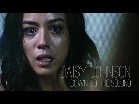 Daisy Johnson - Down to the second