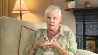 Dame Judi Dench on acting