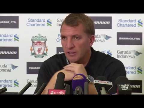 "Brendan Rogers holt Mario Balotelli: ""Charakter wichtig""   FC Liverpool"