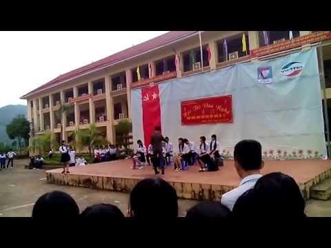 Nhất Quỷ, Nhì Ma, Thứ Ba Học Trò - Lớp 11A1 (THPT Quỳnh Nhai - Sơn La)