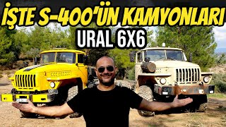 We Found S-400 Trucks Ural 6x6 | There are 7 of them.