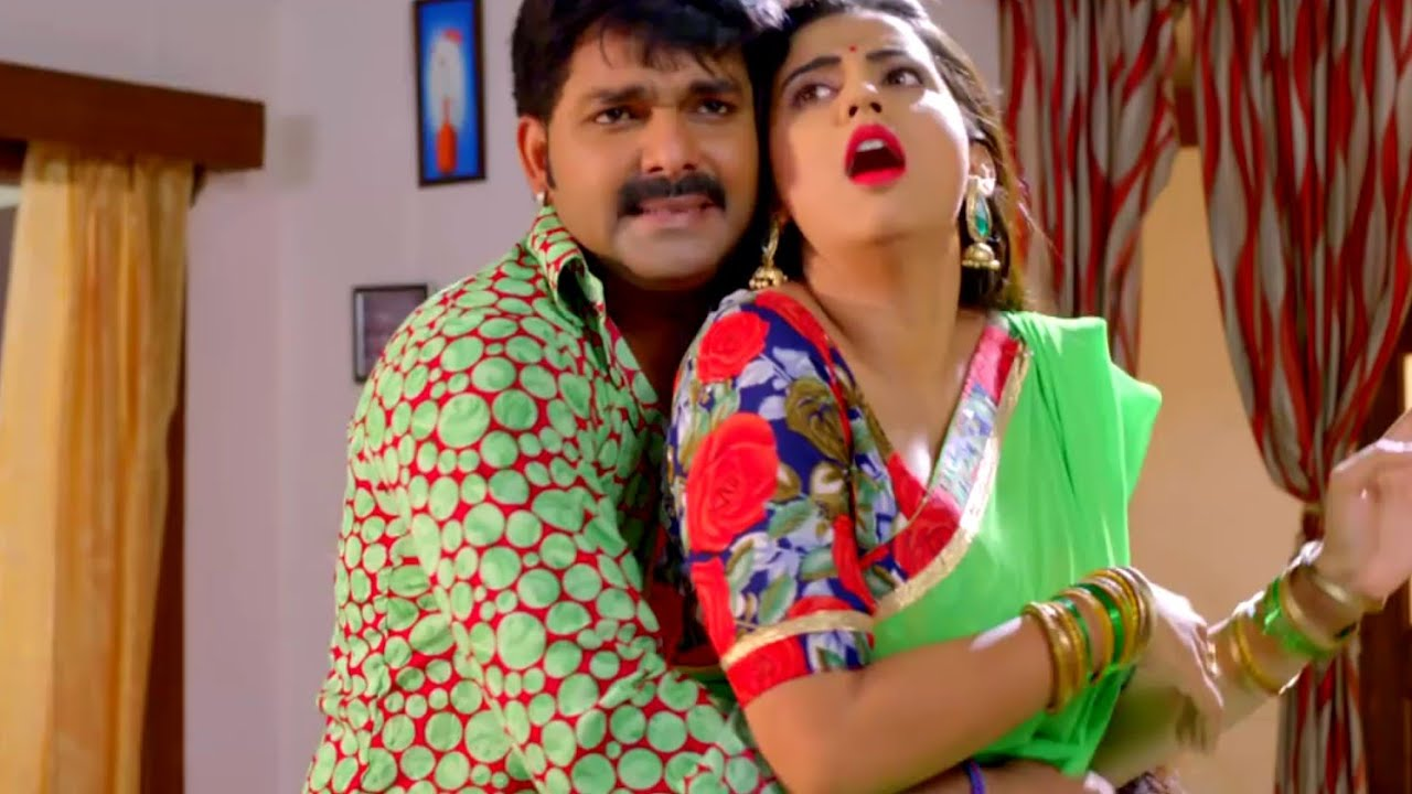 Pawan Singh & Akshara Singh New Hot Bhojpuri Song Status Video 2019