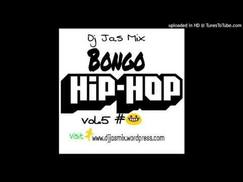 Dj Jas Mix - Bongo Hip Hop Vol 5 (+)JhOnline