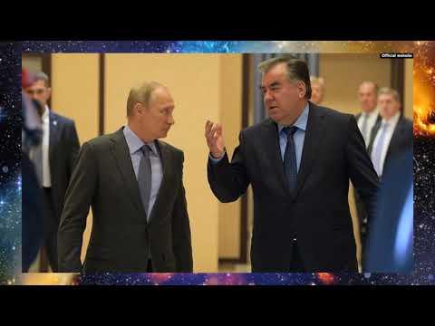 Смотреть Визит Эмомали Рахмона в РФ. Москва и Душанбе подпишут соглашение по миграции? онлайн