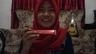 Gambar cover TUTORIAL CARA BERMAIN HARMONIKA    Vlog Indah Sarii
