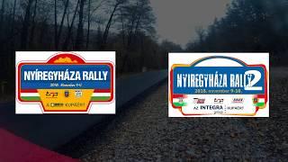 I. Nyíregyháza Rally 2018 / by: foczko.fan