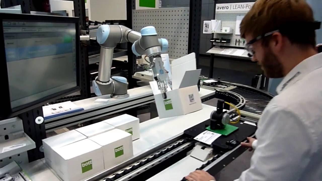 bott und Armbruster Engineering auf der Motek 2016