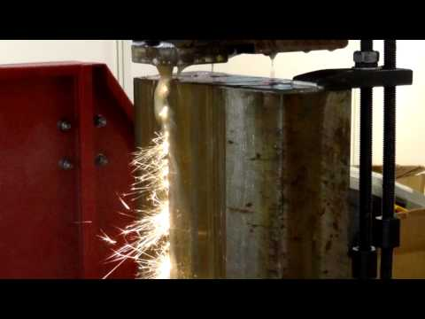 Cutting Metal with Electricity