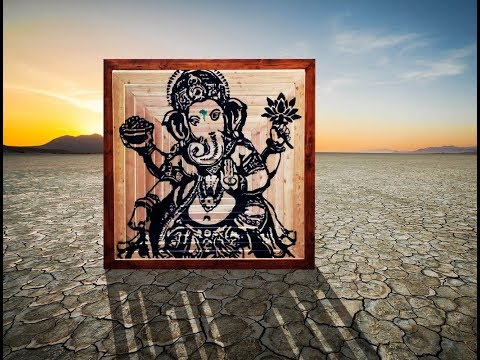 Burning Man 2017 Art Preview - Chad Rice, Artist