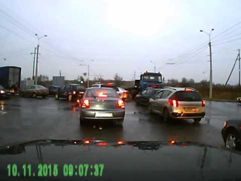 Авария на Емельянова 10 ноября