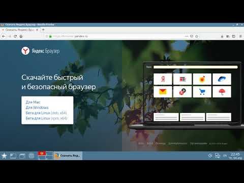 Установка Яндекс.Браузер в ОС Astra Linux Common Edition