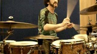 Jojo Mayer Jabon a Milano 12/03/2010.AVI