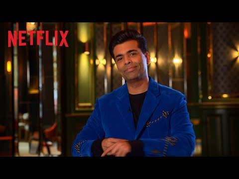 What The Love! with Karan Johar | Official Trailer | Netflix India