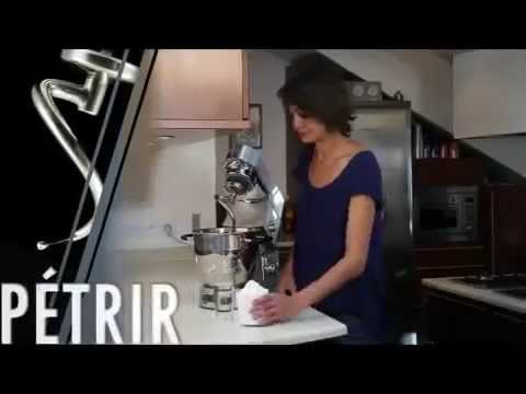 robot cooking chef premium kenwood youtube. Black Bedroom Furniture Sets. Home Design Ideas