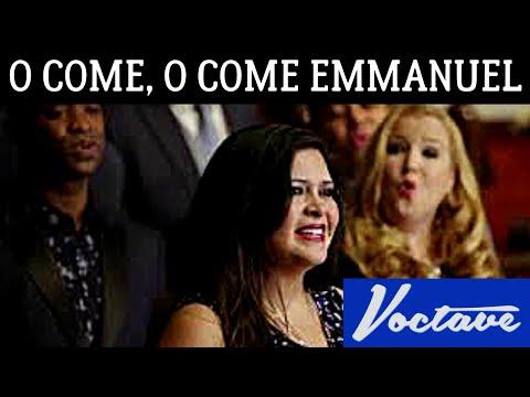 Voctave - O Come, O Come Emmanuel/The First Noel/I Wonder As I Wander