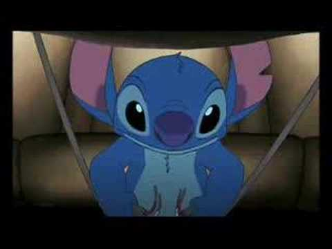 Stitch The Movie  Aloha E Komo Mai  YouTube