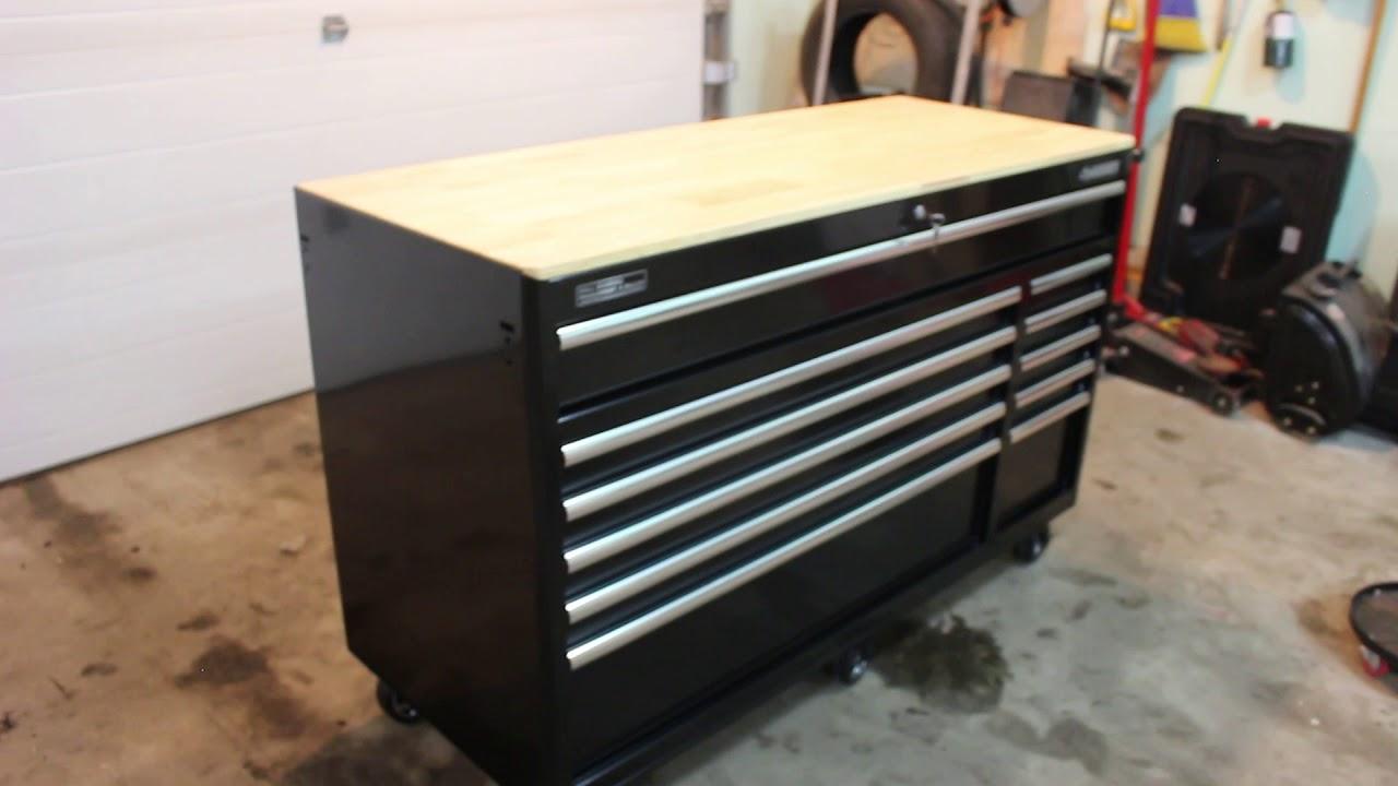 60 Inch Workbench