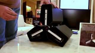 CyberPower PC Fang Trinity Game PC Hands-On Preview - CES 2015