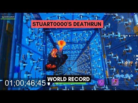 4:04 - Stuart0000&39;s Deathrun - MagMa WR