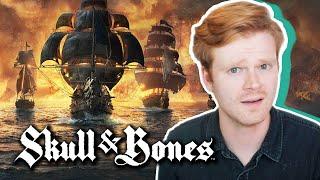 So I played Skull & Bones...