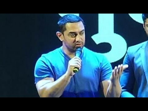 We can bring about a dynamic change in Society: Aamir Khan