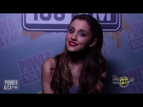 Ariana Grande talks Music and Television Inspirations: Now You Know