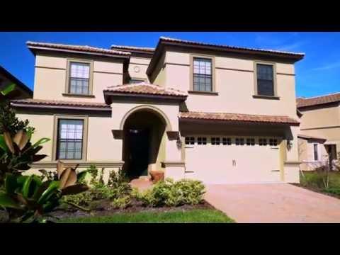 Luxury 8BR Villa, Golf Resort Theatre,Game Rm,Private Pool SPA, Close to Disney