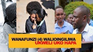 Sakata la Mwalimu wa ST. FLORENCE, Aliyewabaka Wanafunzi wanne.