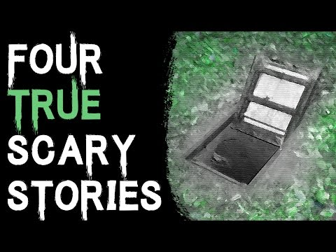4 TRUE SCARY SUBSCRIBER STORIES - Stalker, Threatened, Transport and Trapped Stories
