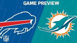 Bills vs. Dolphins (Week 7 Preview) | Move the Sticks | NFL