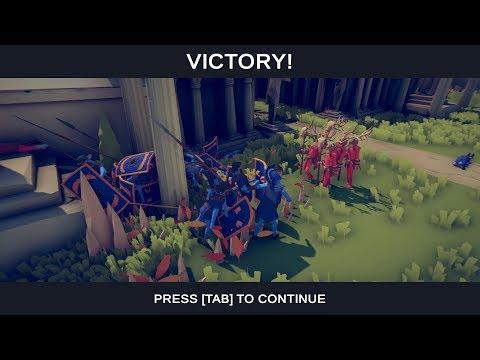TABS - Challenge : Phalanx