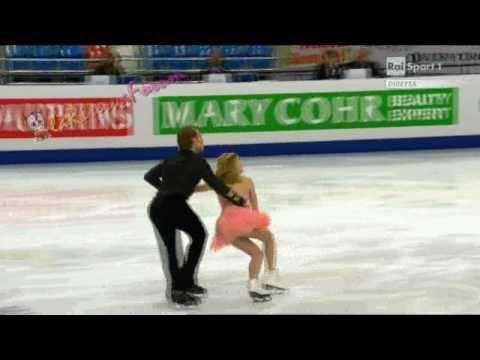 ISU Mosca 2011 -5/26- DANCE SD - Isabella TOBIAS D...