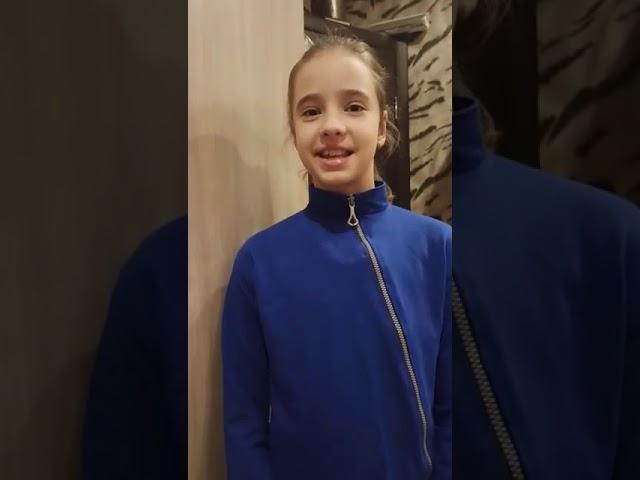 Кирюхина Анастасия читает произведение «Листопад» (Бунин Иван Алексеевич)