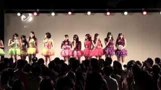 20140605 フルーティー 北大アイドルフェスティバル2014 フルーティー新...