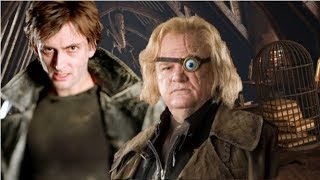 Why Did Barty Crouch Jr Demonstrate The 3 Unforgivable Curses In The Classroom?