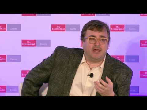 Reid Hoffman discusses the company of the future