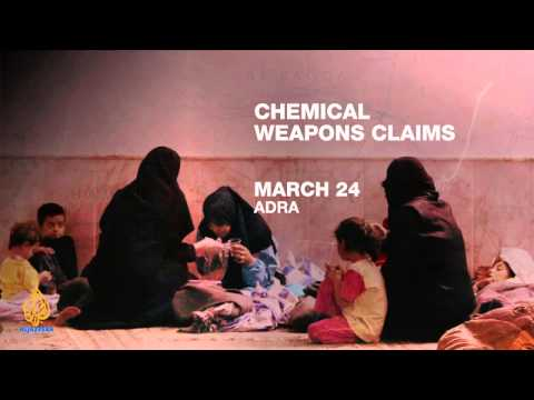 Inside Syria - Solving Syria's chemical threat