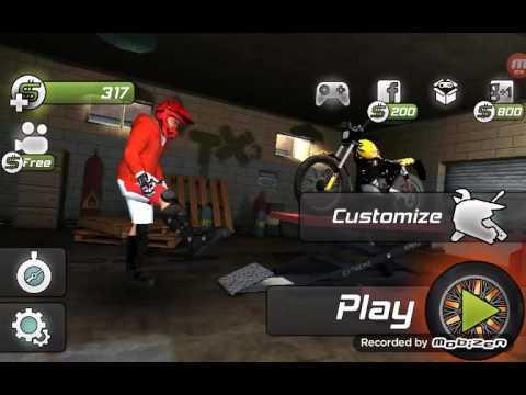 Игра про мотоцикл : Trial Xtreme 3