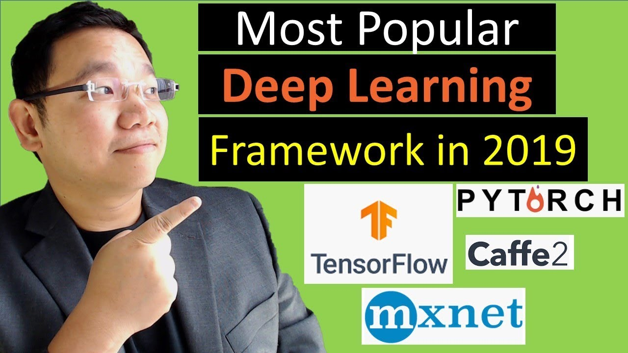 What is the Most Popular Deep Learning Framework - Tensorflow vs Pytorch  [AI ML Basics 2019]