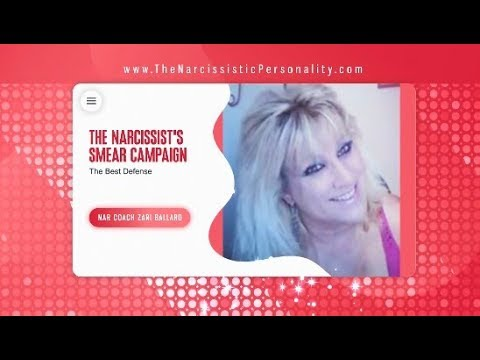 Debunking the Narcissist's Smear Campaign